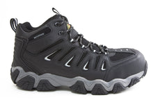Load image into Gallery viewer, Thorogood 804-6292 Crosstrex Black Mid Composite Toe Waterproof Hiker Work Boot