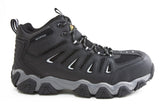 Thorogood 804-6292 Crosstrex Black Mid Composite Toe Waterproof Hiker Work Boot