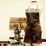Workshop: January 23rd - Leather Apron