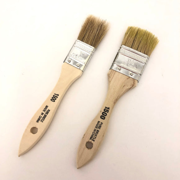 Glue Brushes - Bristle