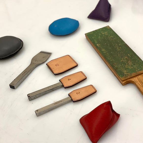 Workshop: March 19th - Tool Care, Tool Covers and Weights