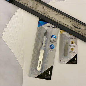 Pattern Drafting Kit
