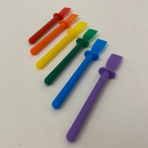 "4"" Glue Spreader: Pack of 6 (assorted) or Individual"