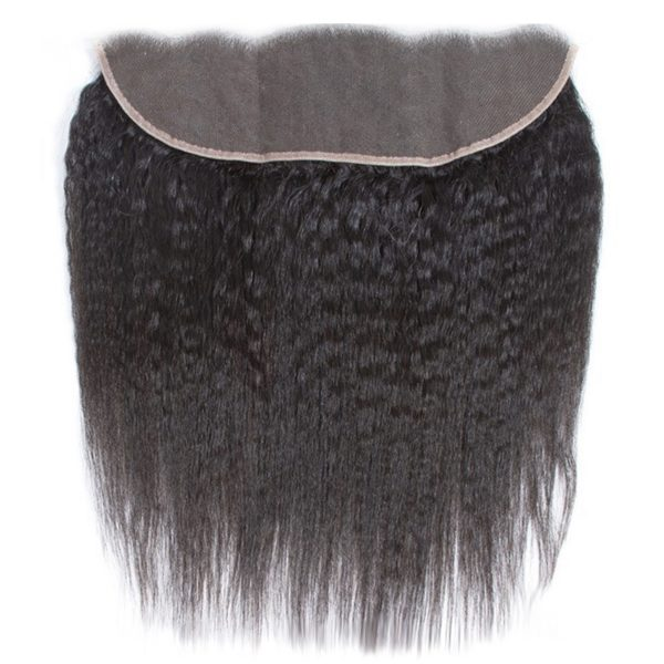 Kween Kinky Straight Frontal - Bossette Hair