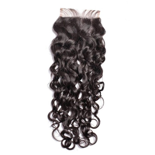 Goddess Natural Wave Closure - Bossette Hair