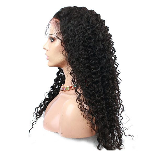 Full Lace Natural Wave Wigs - Bossette Hair