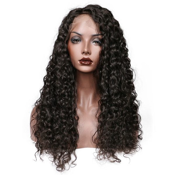 Full Lace Loose Deep Wave Wigs - Bossette Hair