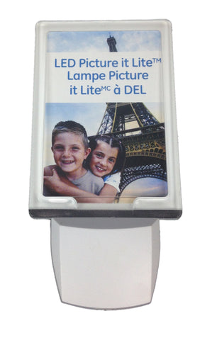0-000776>GE Always On LED Picture It Night Lite