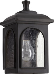 0-000540>Fuller 1-light Outdoor Wall Lantern Noir