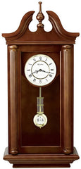 0-006432>39 inchh Manchester Chiming Wall Clock