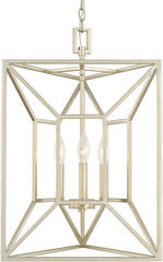 0-019831>Foyers 3-Light Three-sided Foyer Soft Gold