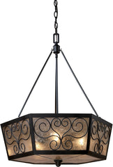 0-165429>22 inchw Windsor 3-Light Chandelier Tiffany Bronze