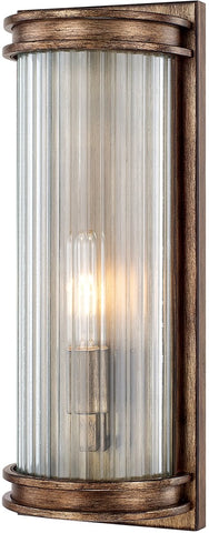 0-020913>Reid 1-Light Sconce Rustic
