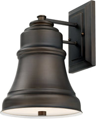 0-015334>Outdoor LED LED Wall Lantern Old Bronze