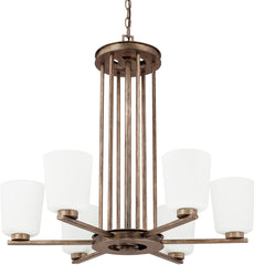 0-023939>Reid 6-Light Chandelier Rustic