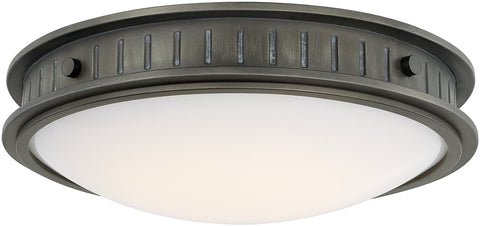 0-013373>Nash LED Ceiling Gunmetal