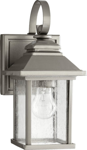 0-002797>OPEN BOX Pearson 1-Light Outdoor Graphite