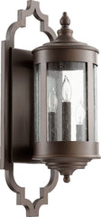 0-002657>Mayfair 3-Light Outdoor Lantern Oiled Bronze