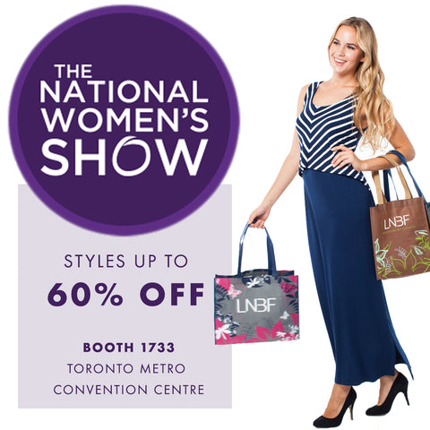 LNBF at the National Women Show