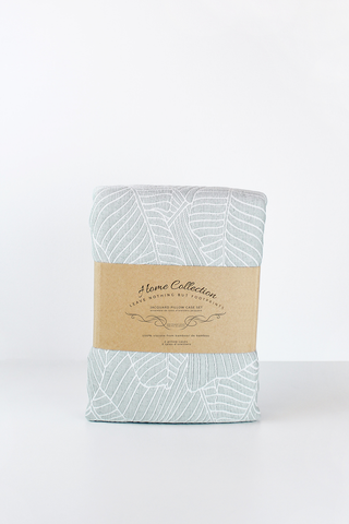 Bamboo Viscose Fitted Sheet & Pillow Case Set