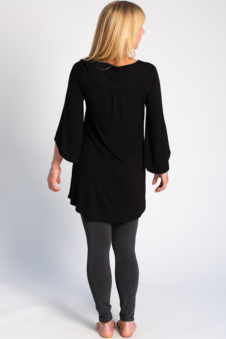 Kinsley Tunic - Black
