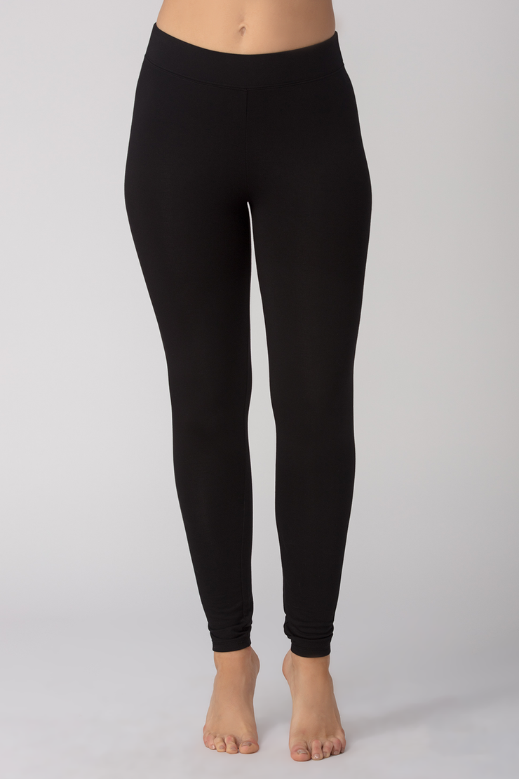 LNBF Terry Leggings - Black