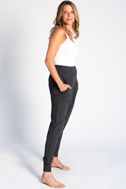 Julianne Lounge Pant - Charcoal