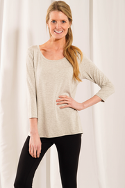 Ava 3/4 Sleeve Top