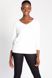 Melinda Top - White