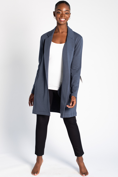 Meghan Blazer - Anchor Blue