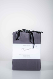 Terrera Bamboo Fitted Sheet & Pillow Case Set
