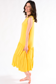 Allison Maxi Dress - Marigold
