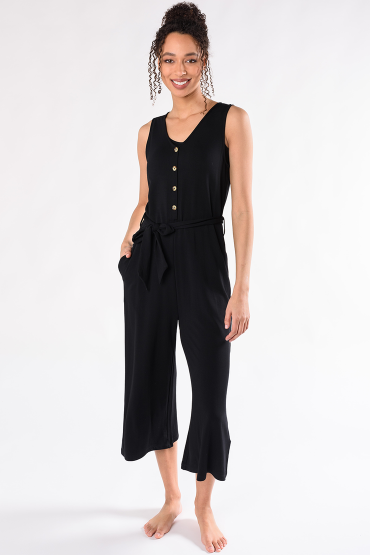 Ren Jumpsuit - Black