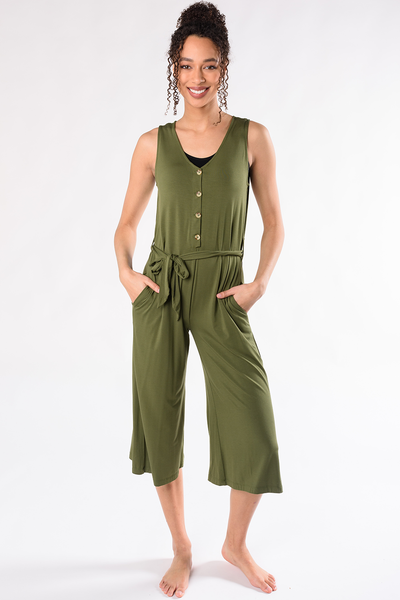 Ren Jumpsuit - Forest