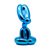 Sitting Rabbits Blue by Editions Studio.