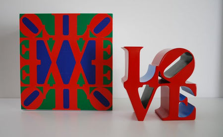 Robert Indiana (after) - LOVE