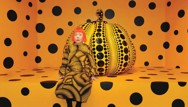 Yayoi Kusama - Pumpkin Yellow - SPECIAL OFFER