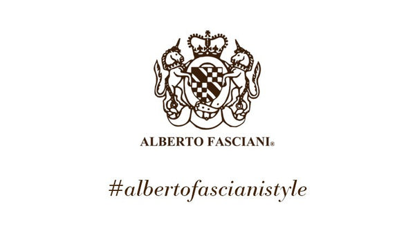 ALBERTO FASCIANI STYLE: CLOSE TO THE BRAND