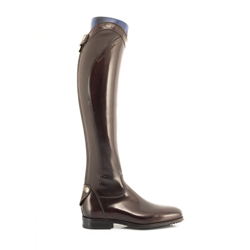 33073<br>Brown standard riding boots [34 - 39]