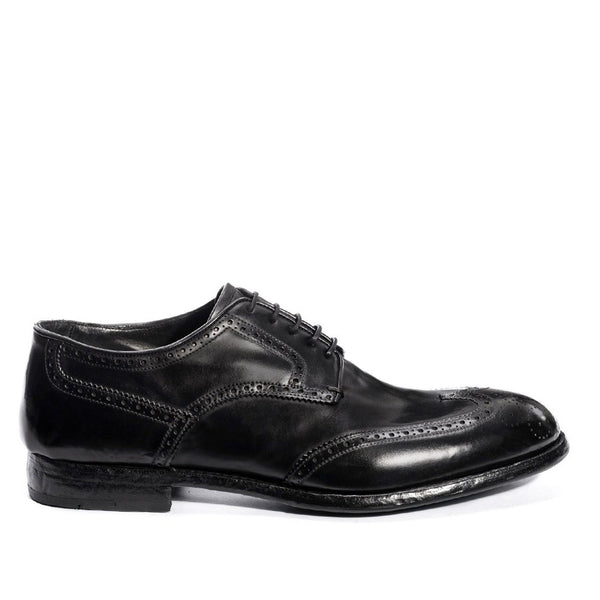 ELIAS 15004<br>Cordovan derby shoes