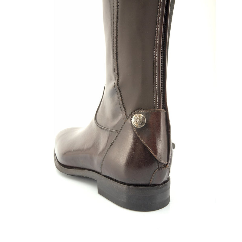 33073, Brown Standard riding boots, vista 2
