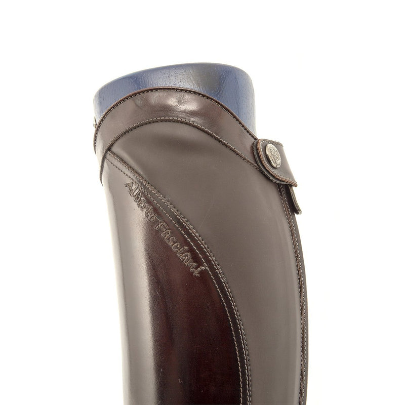 33073, Brown Standard riding boots, vista 3