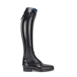 33604, Black Standard riding boots, vista 1