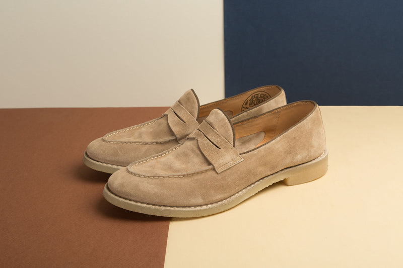 ZEN 53022<br>Natural loafer