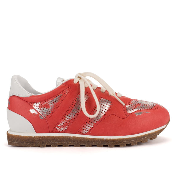 SPORT 6100 <br>Coral sneakers