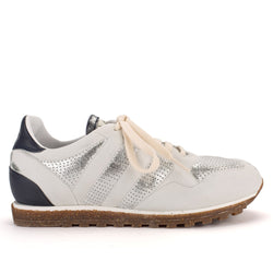 SPORT 6100 <br>White sneakers