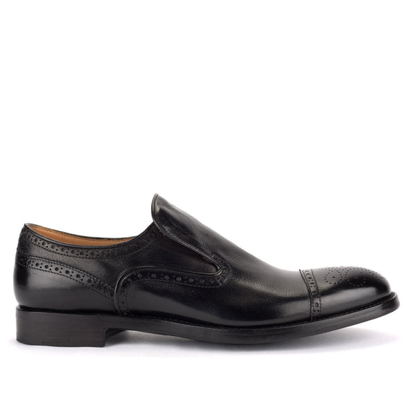 ABEL 59014 <br> Black Slip-on