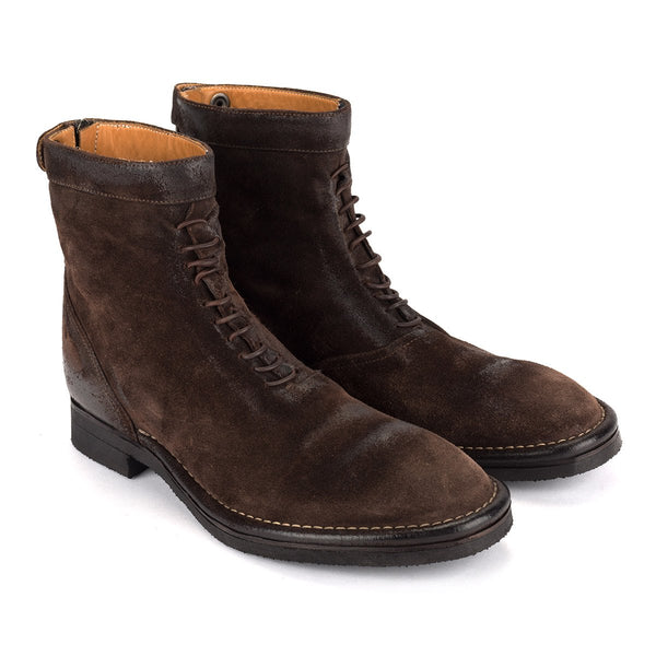 ABEL 59030<br>Brown Ankle Boots