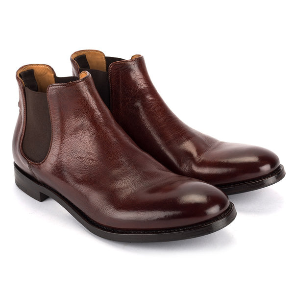 ABEL 59628<br>Brown Chelsea Boots