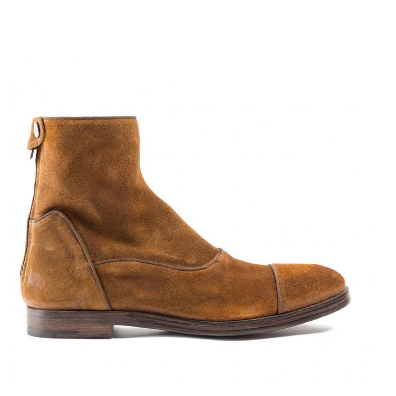 ADAM 602<br>Suede ankle boots